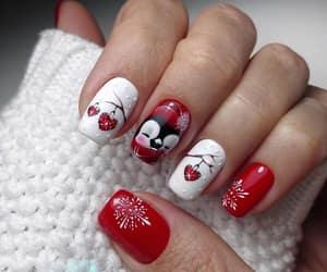art, nail, and nails image