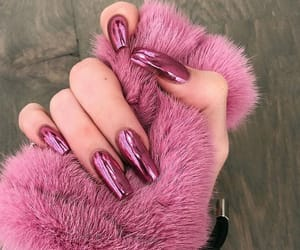 holiday nails option 3 shared by briony on we heart it