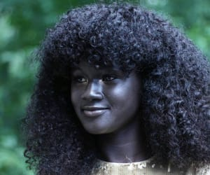 African, girl, and model image