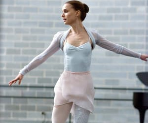actress, ballet, and black swan image