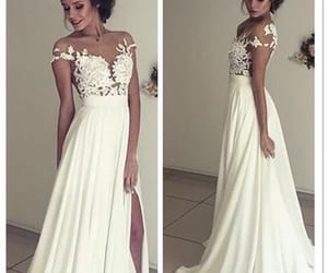 ivory party dress image