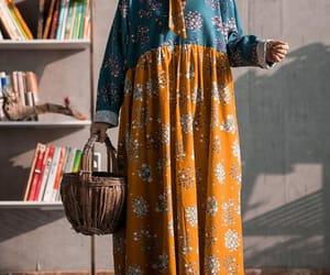etsy, large size dress, and holiday dress image