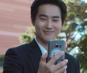 asian, junmyeon, and boy image