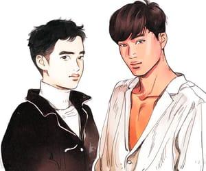 exo, kai, and kadi image