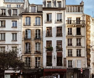 city, architecture, and paris image