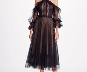 embellishment, haute couture, and silhouette image