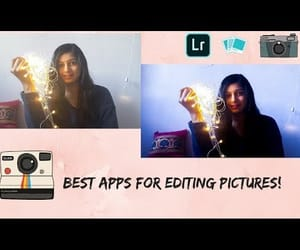 video, vintage, and photo editor image