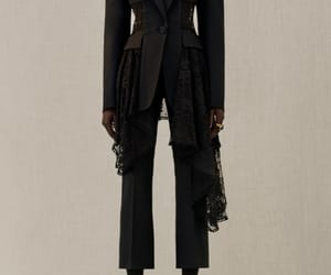 accessories, Alexander McQueen, and black image