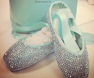ballet, dance, and tiffany image