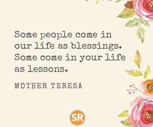 lessons, mother teresa, and quotes image