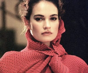 actress, lily james, and celebrity image