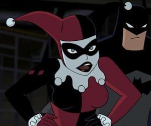 batman, black, and cartoon image