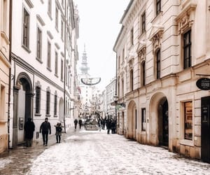 bratislava, europe, and trace image