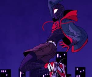 art, Marvel, and spider-man image