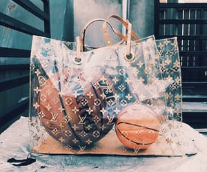 Basketball, Louis Vuitton, and luxury image