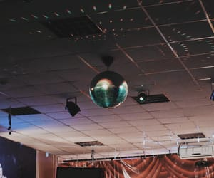 disco ball and party image