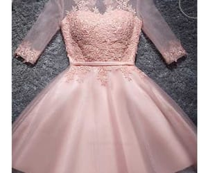 cute homecoming dress and homecoming dress pink image