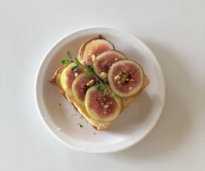 fig, food, and sweet image