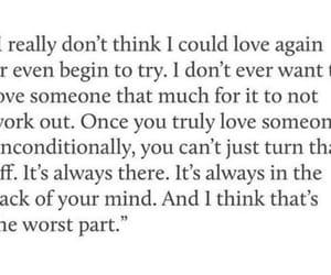 broke, broken heart, and quote image