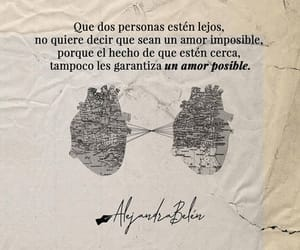 amor, imposible, and lejos image