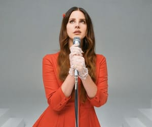 lana del rey, lust for life, and lana image