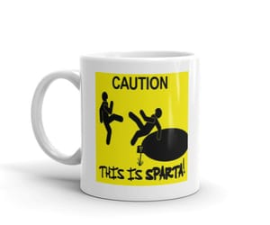caution, funny, and gag gift image