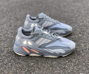 yeezys, 3m reflective, and yeezy boost 700 image