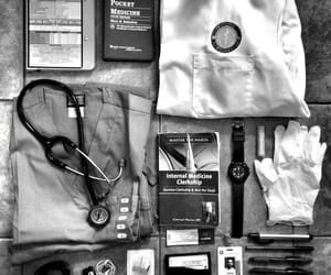 books, physician assistant, and coffee image