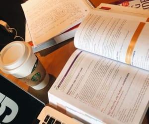 books, nursing, and university image