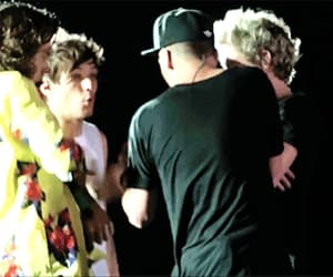 gif, liam payne, and niall horan image