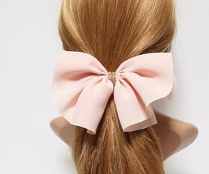 etsy, chiffonhairbow, and springhairbow image