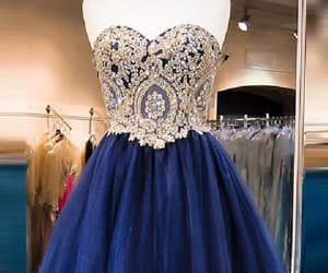 blue prom dresses, homecoming dresses short, and homecoming dresses lace image