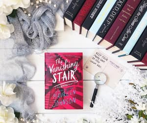 maureen johnson, truly devious, and the vanishing stair image
