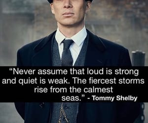 quote, Shelby, and strong image