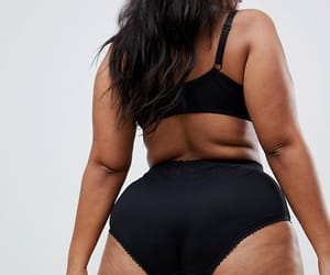plus size and asos model image