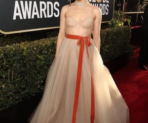 actress, fashion, and golden globes image