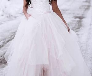 lace wedding dresses, wedding dresses ball gown, and wedding dresses cheap image