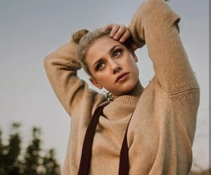 lili reinhart, riverdale, and betty cooper image