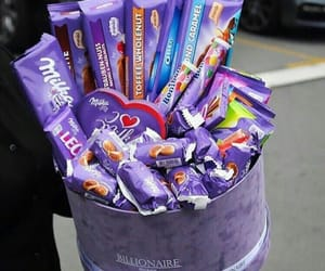 gifts and purple image