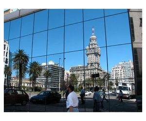 buildings, city, and uruguay image