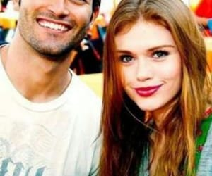 holland, holland roden, and teen wolf cast image