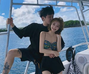 aesthetic, boat, and goals image