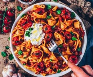 vegan, italian food, and bolognese image