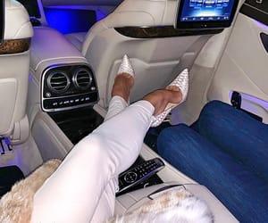 luxury, car, and fashion image