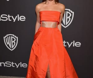 actress, beauty, and dress image