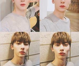 idol, kpop, and jinyoung image