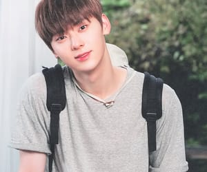 idol, minhyun, and wanna one image