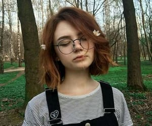 alternative, dyed hair, and girl image