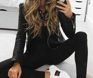 black, iphone, and sexy image