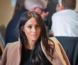 beauty, royal family, and meghan markle image